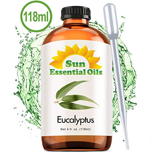 Eucalyptus (Large 4 Ounce) Best Essential Oil ()