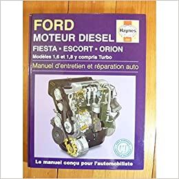 Ford Moteurs Diesel (84 - 96) Hardcover – Import, September 2, 1997