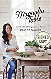 Magnolia Table AUTOGRAPHED by Joanna Gaines (SIGNED EDITION), Available April 24th 2018