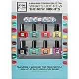 Jenna Hipp The New Brights 8 Mini Nail Polish Collection