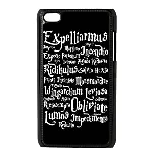 Customize Plastic Ipod touch 4 Back Case, Life Quotes Bible Sayings Cover for ipod touch 4th