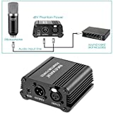 Neewer-Condenser-Microphone-Phantom-Power-Supply-Kit