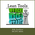 Lean Tools | Ade Asefeso MCIPS MBA