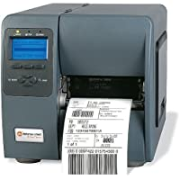Datamax I13-00-48040007 I-4310E Mark II Barcode Printer, 300 DPI/10 IPS, SER/PAR/USB/RTC, Cutter, Media Hub, US Plug, 4 Thermal Transfer