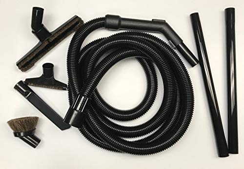 Maresh Products Premium Attachment Tool Kit 6 1//2 Foot Extension Hose Dust 2