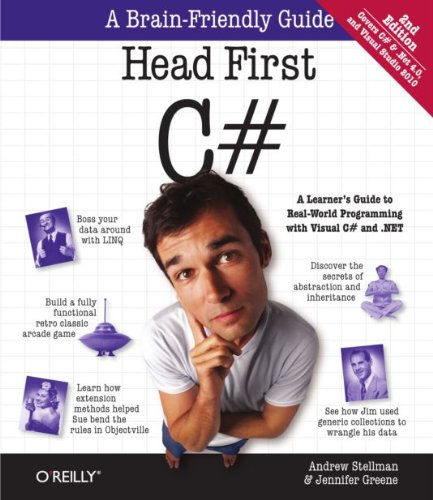 Download Head First C#, Second Edition (Head First Guides) Pdf