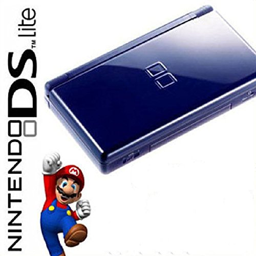 Nintendo DS Lite Navy Blue - Ds Nintendo Blue Navy