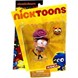 Nicktoons Fairly Odd Parents 3 Inch Action Figure - Wanda