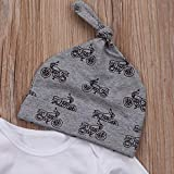 3PCS Toddler Kids Baby Boys Outfits Mommy's New