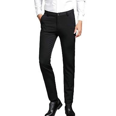 SUDADY - Pantalones para Hombre - Vestido Formal de Ceremonia ...