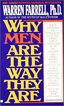 Why Men Are the Way They Are by [Farrell, Warren, Roffman, Howard]