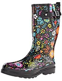 Western Chief Women's Garden Play Rain Boot