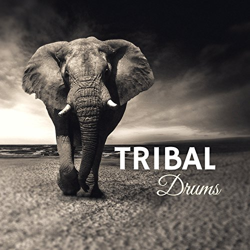 Tribal Drums - Healing African Spiritual Drumming, Traditional Rhythms from Africa