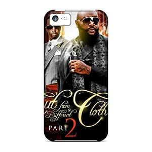 New Tpu Hard Case Premium Iphone 5c Skin Case Cover(diddy And Ross)