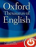 Oxford Thesaurus of English  s au