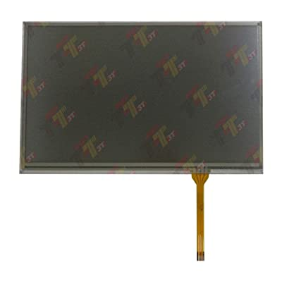 Touch Screen Digitizer Panel Glass for Lexus IS250 IS300 IS350 2006~2009 LTA070B511F Replacement: Car Electronics