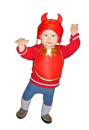 Diablo. Disfraz de niños. Disfraz. Fiesta. Carnaval. Disfraces ...
