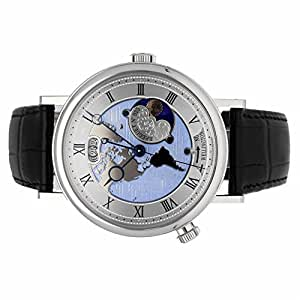 Breguet Classique automatic-self-wind mens Watch 5717PT/US/9ZU (Certified Pre-owned)