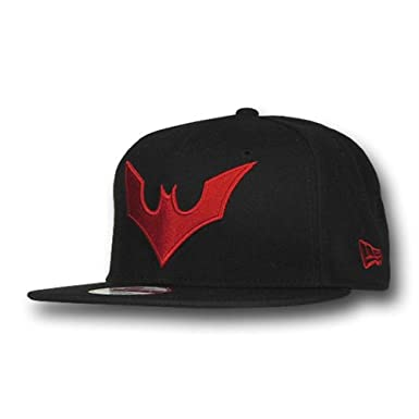 Batman Beyond Symbol 9fifty Black Snapback Cap At Amazon Mens