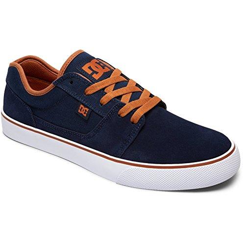 Dc Mens Tonik Skate Schoen Marine / Felblauw