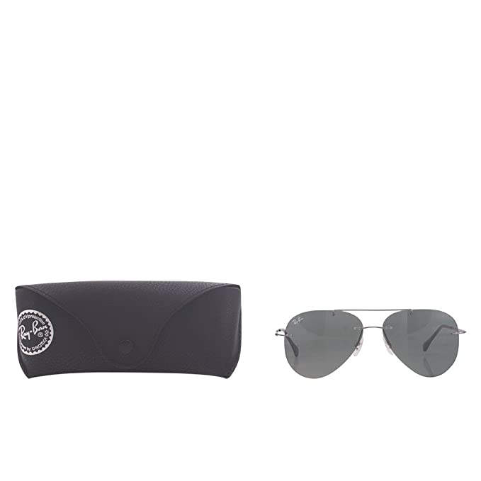 Ray-Ban - Gafas de sol Aviador 0rb8055 RB8055, Grey (004/71 004/71)