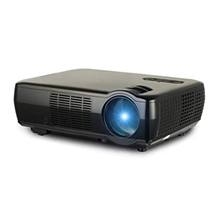 Proyector Home Office HD 1080P Proyector WiFi inalámbrico ...