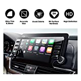 2018 Honda Accord Sport EX EX-L Touring EX-L Navi Navigation Tempered Glass Screen Protector,HD Clear Scratch-Resistant Ultra HD Extreme Clarity with Screen-Printed Tech (2018 8In)