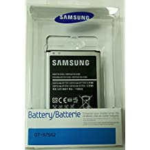 Genuine OEM Samsung 1500mah Battery EB425161LA EB425161LU for Samsung phones Galaxy S3 SIII Mini i8190 Exhibit T599 S Duos S7562 Galaxy Ace 2 (Retail Pack)