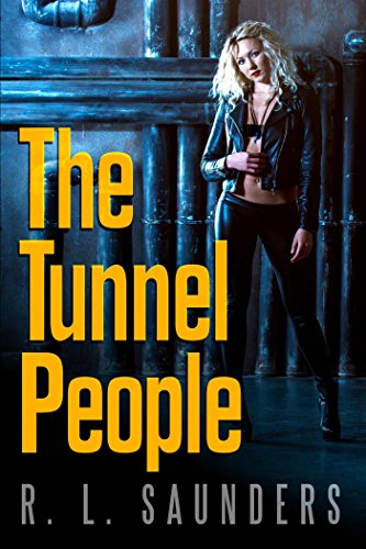 The Tunnel People (Short Fiction Young Adult Science Fiction Fantasy)