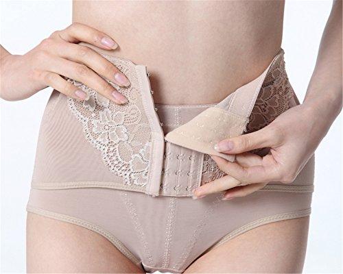 E-FAK WomenTummy Control Body Shaper Briefs Slim Knickers Trimmer Tuck