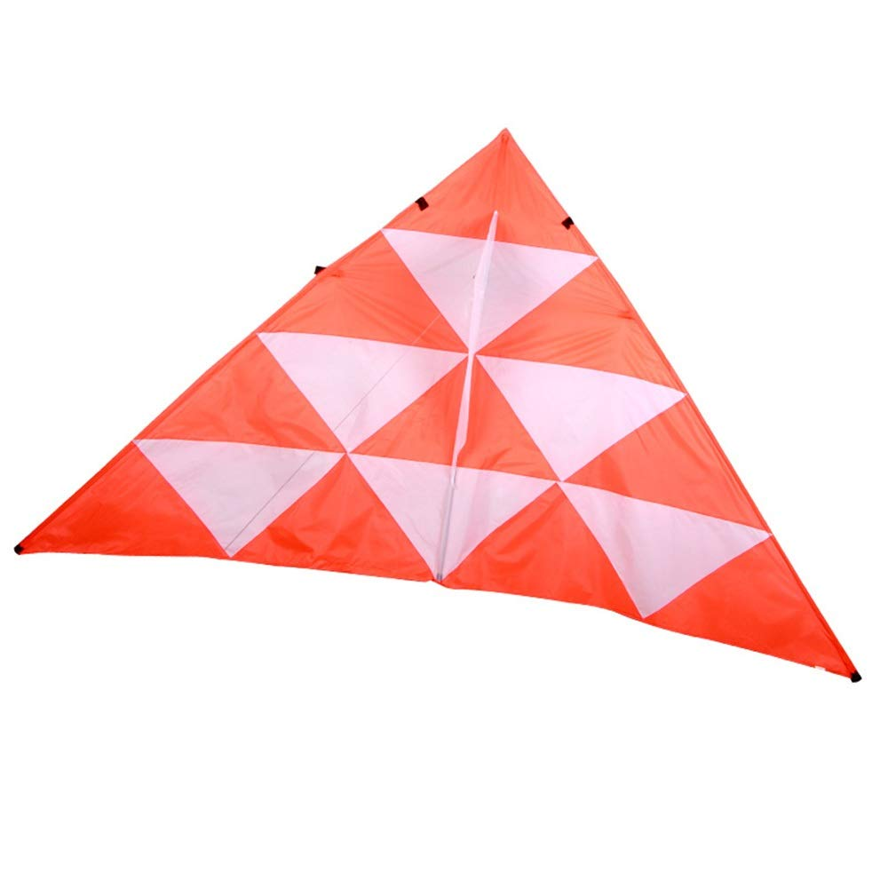 凧,春の空飛ぶ凧の希望 大きい大人の凧、巻き枠が付いている飛ぶこと容易な風 空飛ぶ物 (色 : B) B07QXN11S4 A  A
