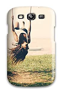 ZippyDoritEduard Scratch-free Phone Case For Galaxy S3- Retail Packaging - Mood