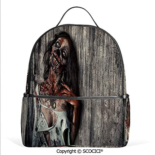Lightweight Chic Bookbag Angry Dead Woman Sacrifice Fantasy