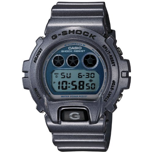 G Shock Metallic DW6900MF 2 Watch Resin