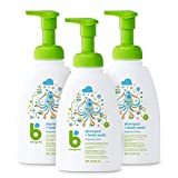 Babyganics Baby Shampoo And Body Washes