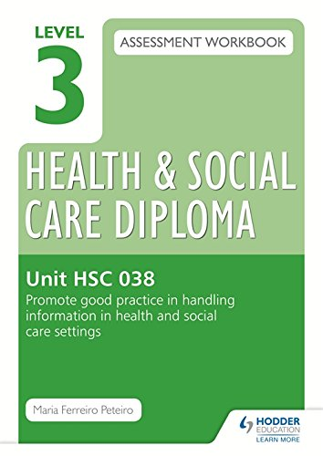hsc 037 promote and implement health and safety in health and social care Unit 3: promote equality and inclusion in health, social care or cyp settings  • hsc 037: promote and implement health and safety in health and social care.