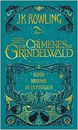 Los crimenes de Grindelwald: Animales fantásticos 2 (Harry Potter)
