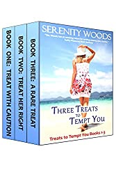 Three Treats to Tempt You Bundle: Three New Zealand Sexy Beach Reads