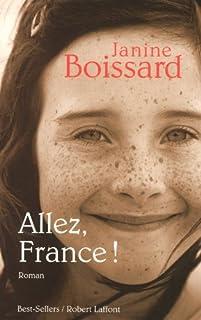 Allez France !, Boissard, Janine