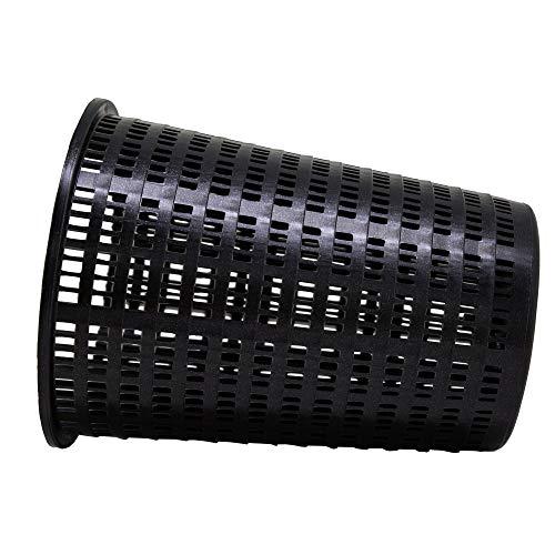 Hayward Leaf Canister Basket - Black AXW431ABK