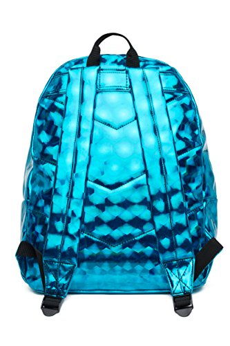 Hype Hombre Blackberry Fade Backpack, Púrpura OCEAN CRYSTAL