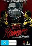 Romero (1989) DVD (Region All Pal, Aust Import)