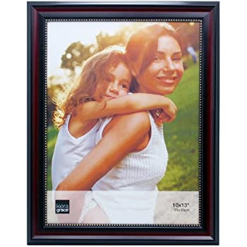 Amazoncom Arttoframes 10x13 Inch Black Picture Frame