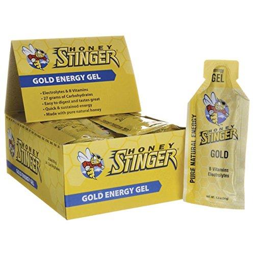 Honey Stinger Gold Gel Bar, 1.2 OZ (Pack of 24)