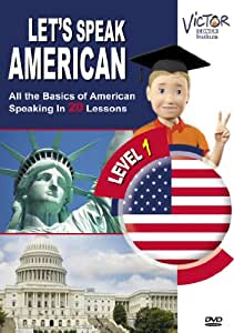 Let's Speak American with Victor: Levels 1