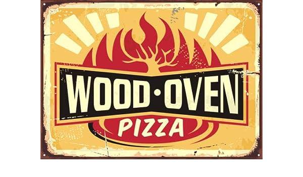 Best In Town Metal Wall Plaque Art Pizza Barbecue Garden Party Beer Man Cave