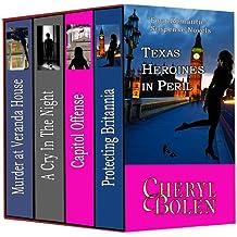 Texas Heroines in Peril - Boxed Set, 4 books (Complete 4-book series, Texas Heroines in Peril)