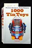 1000 Tin Toys, Teruhisa Kitahara, 3822888567