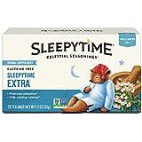 Celestial Seasonings Wellness Tea, Sleepytime Extra, 20 Count Box (Pack of 6)