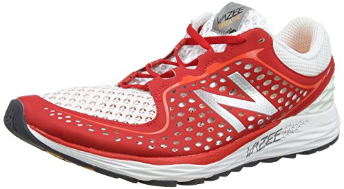 New Balance Mbreahc-Vazee Breathe, Scarpe da Corsa Uomo Multicolore (Red/White 981)